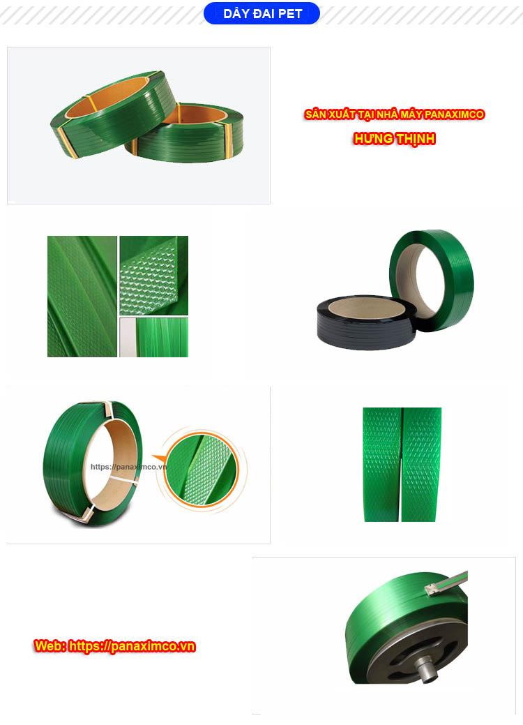 dây đai nhựa pet hà nội
