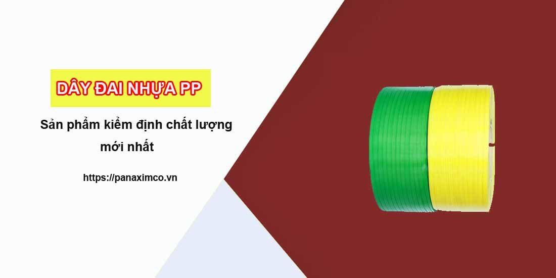 dây đai nhựa pp chất lượng